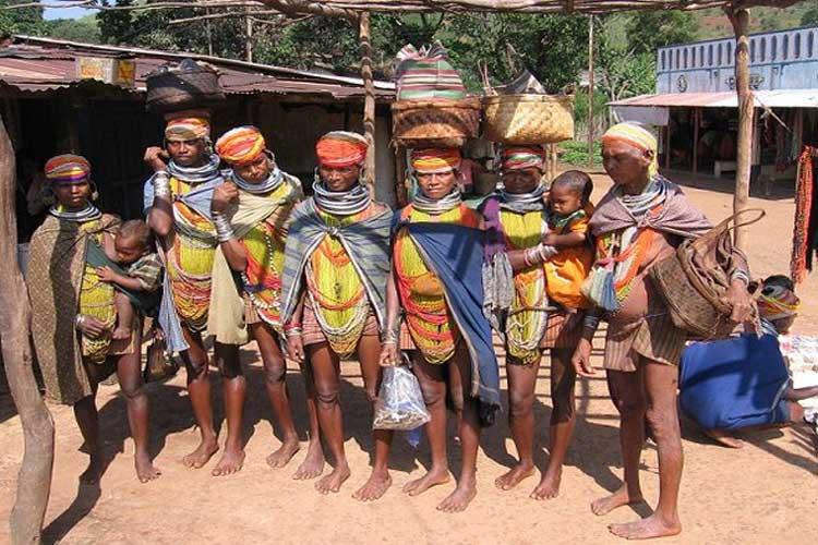 East India Treasure with Tribal Tour