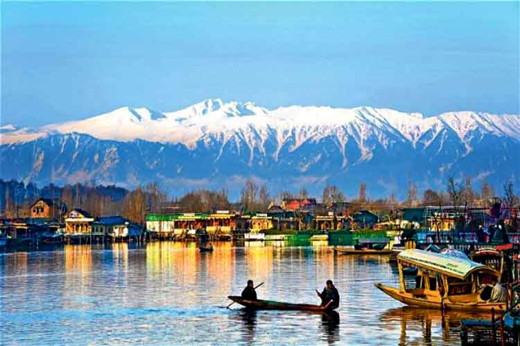 Heaven On Earth Kashmir Tour