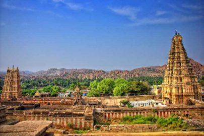Tamilnadu And Karnataka Tour